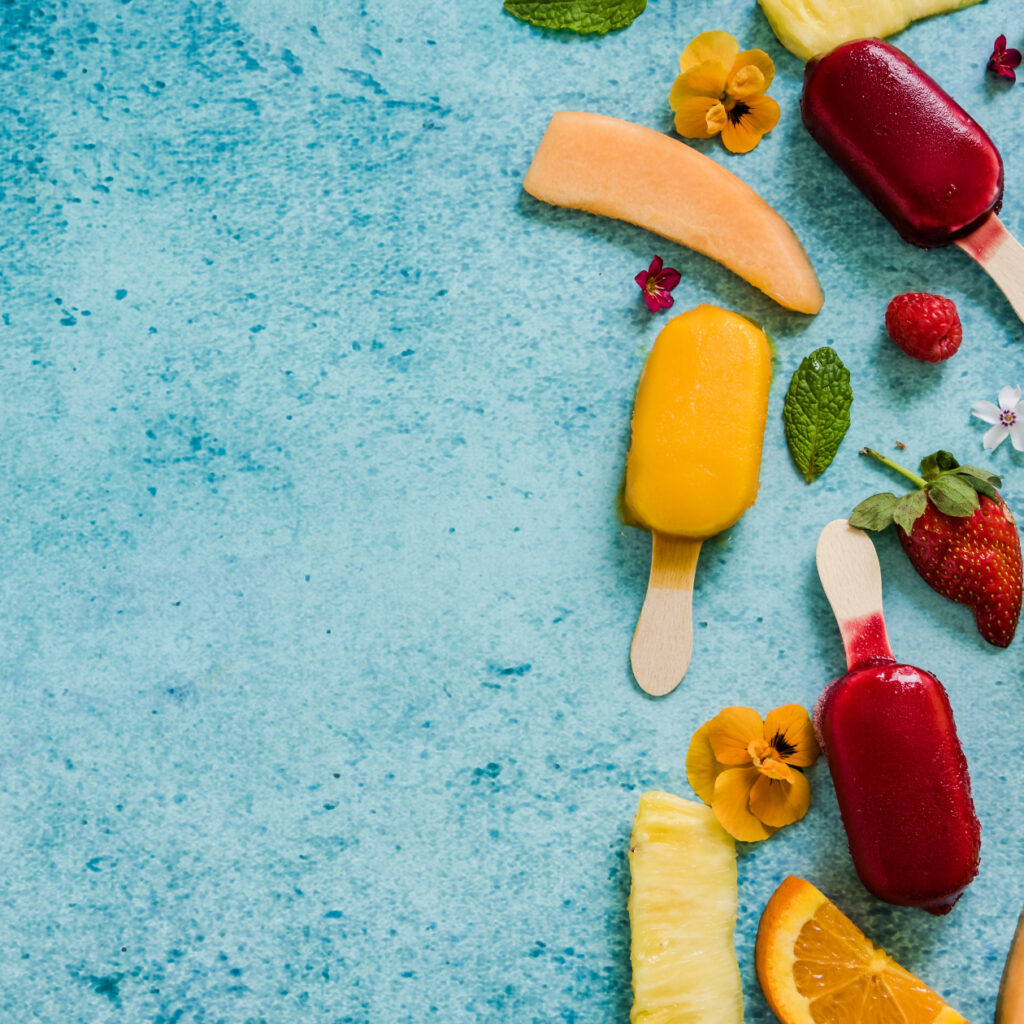 5 Tipps zum Abnehmen im Urlaub Früchte