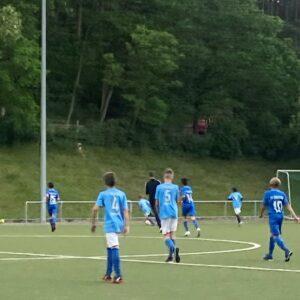 Fußballspiel FC Süderelbe