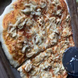 Pizza für meinen Sohn